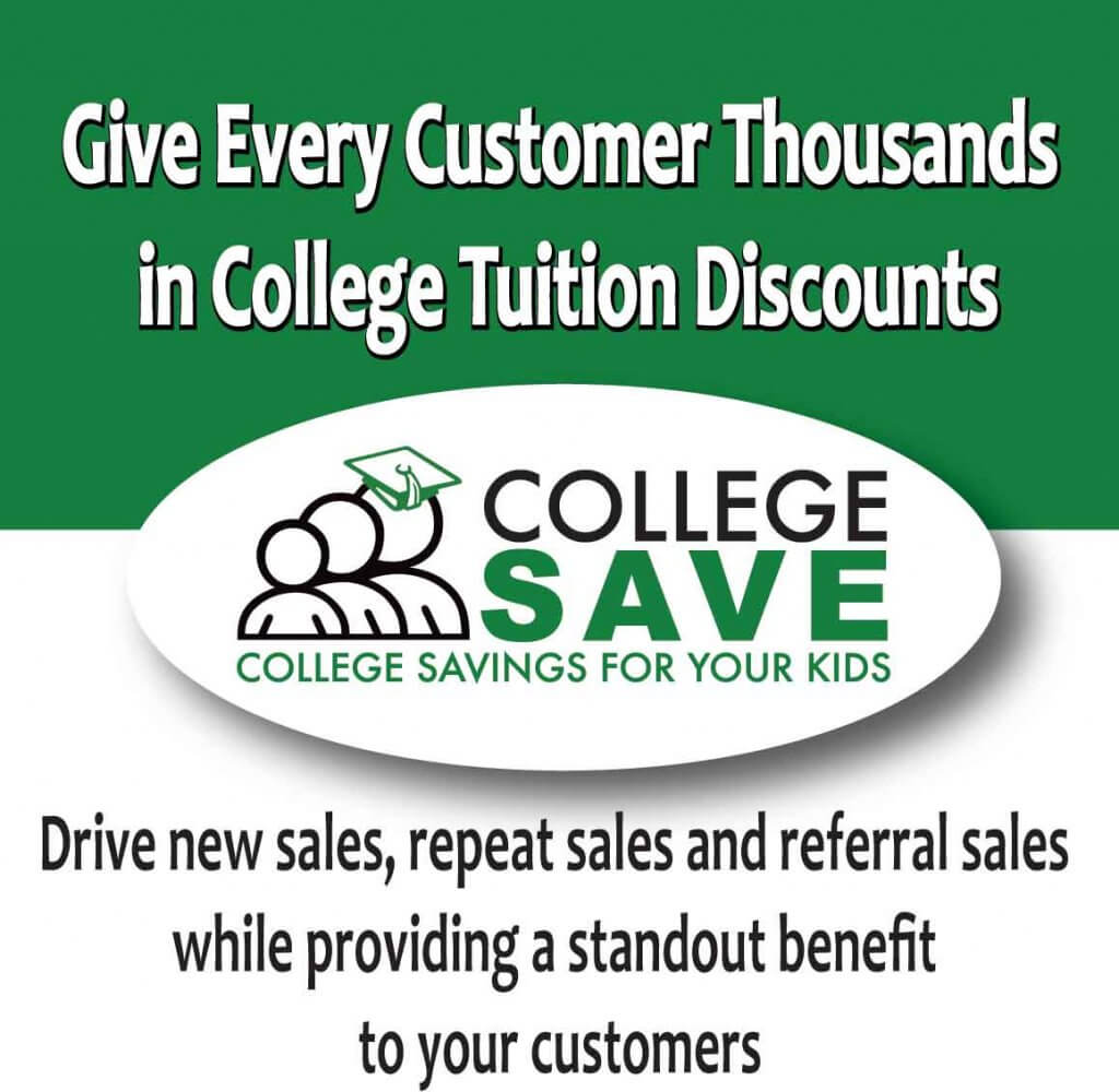CollegeSave - Tuition Discount Program