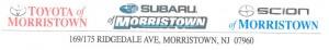 Morristown Logo