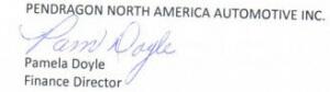 Pendragon Signature